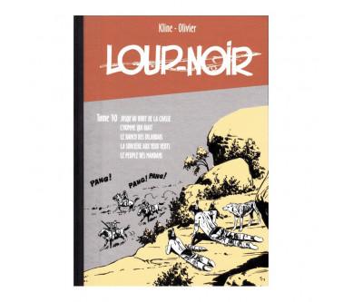 LOUP NOIR - TOME 10