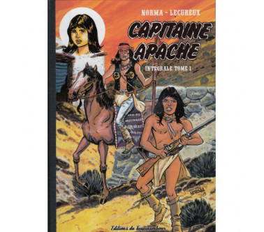CAPITAINE APACHE - TOME 1