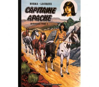 CAPITAINE APACHE - TOME 4