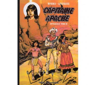 CAPITAINE APACHE - TOME 8