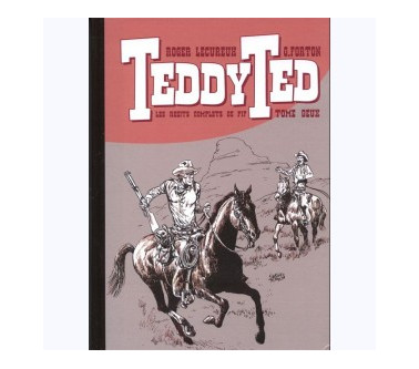 TEDDY TED –  TOME 02