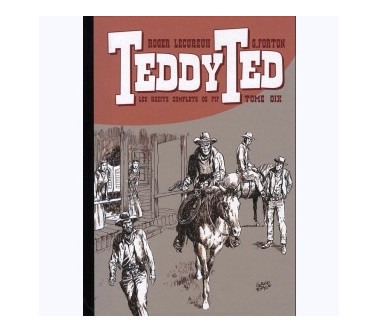 TEDDY TED –  TOME 10