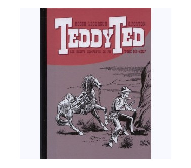 TEDDY TED – TOME 19