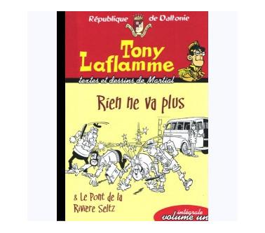 TONY LAFLAMME – TOME 1 :...