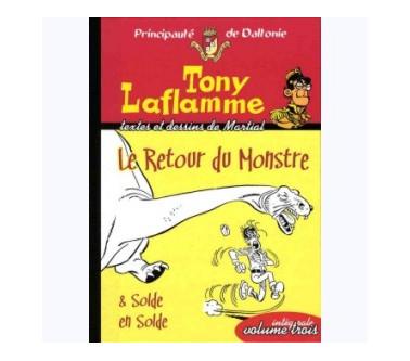 TONY LAFLAMME – TOME 3 : LE...
