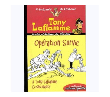TONY LAFLAMME – TOME 4 :...