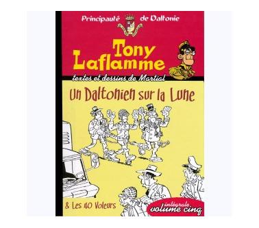 TONY LAFLAMME – TOME 5 : UN...