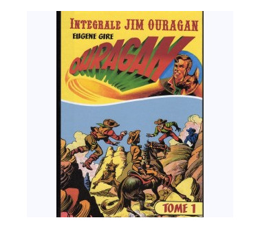 JIM OURAGAN - TOME 1