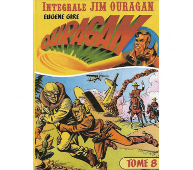 JIM OURAGAN - TOME 8