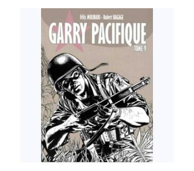 GARRY PACIFIQUE – TOME 9