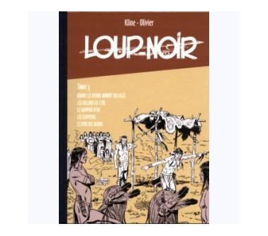 LOUP NOIR - TOME 03