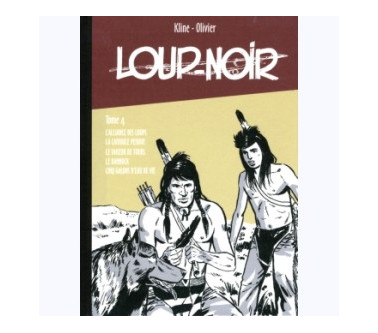 LOUP NOIR - TOME 04