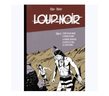 LOUP NOIR - TOME 08