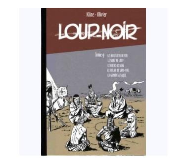 LOUP NOIR - TOME 09