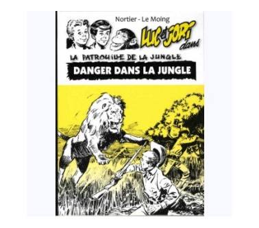 LUC ET JORI – DANGER DANS...