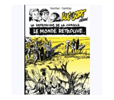 LUC ET JORI – LE MONDE...