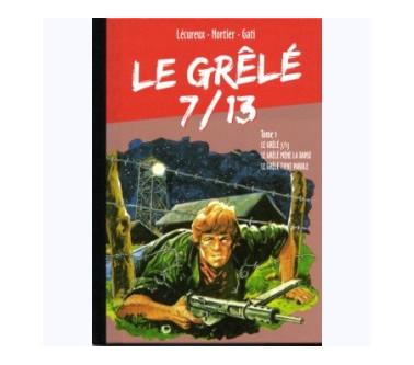 LE GRÊLÉ 7/13 - TOME 01