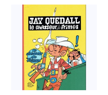 JAY QUEDALL – LE CHASSEUR...