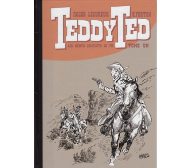 TEDDY TED –  TOME 01
