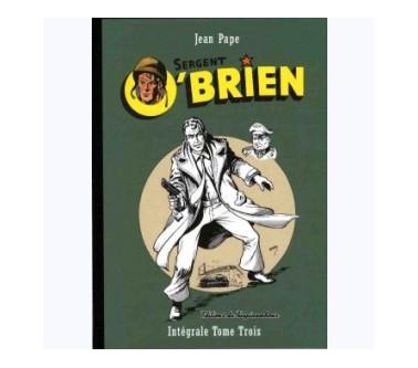 SERGNET O'BRIEN - TOME 3...