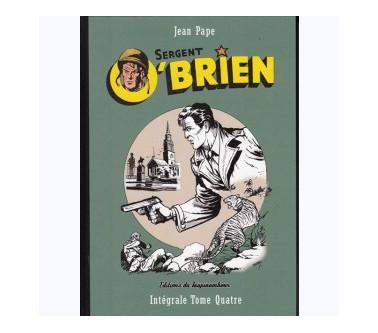 SERGENT O'BRIEN - TOME 4...