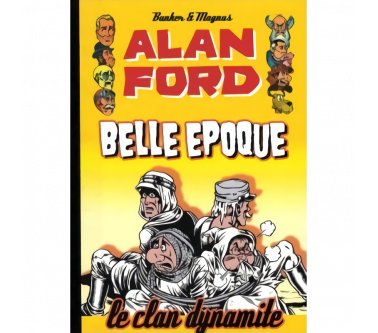 ALAN FORD Tome 4  : BELLE...