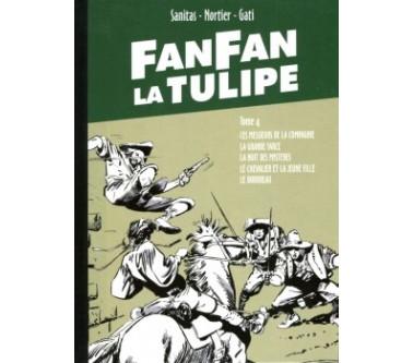 FANFAN LA TULIPE - TOME 4
