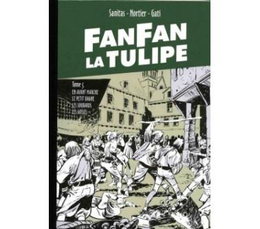 FANFAN LA TULIPE - TOME 5