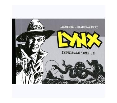 LYNX  INTÉGRALE - TOME 1