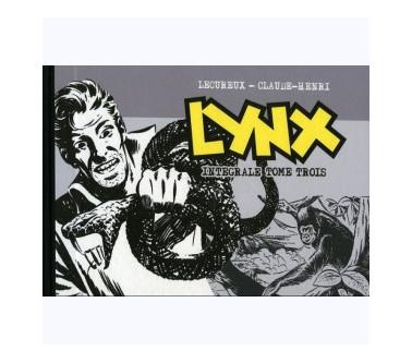 LYNX INTÉGRALE - TOME 3