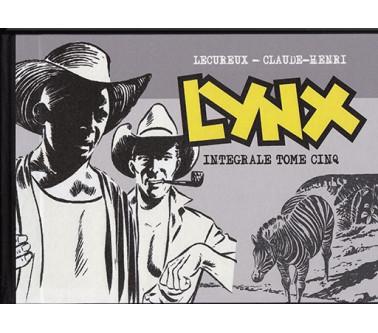 LYNX INTÉGRALE - TOME 5