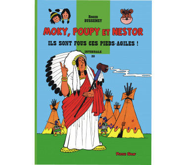 MOKY, POUPY ET NESTOR - 20...