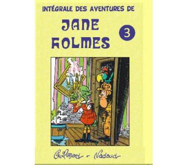 JANE HOLMES - INTÉGRALE 3
