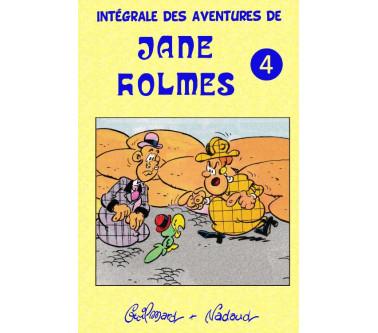 JANE HOLMES - INTÉGRALE 4