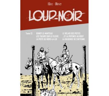 LOUP NOIR - TOME 13