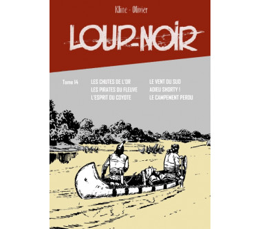 LOUP NOIR - TOME 14