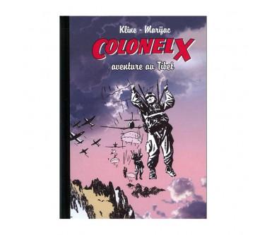 COLONEL X - 3 : AVENTURE AU...